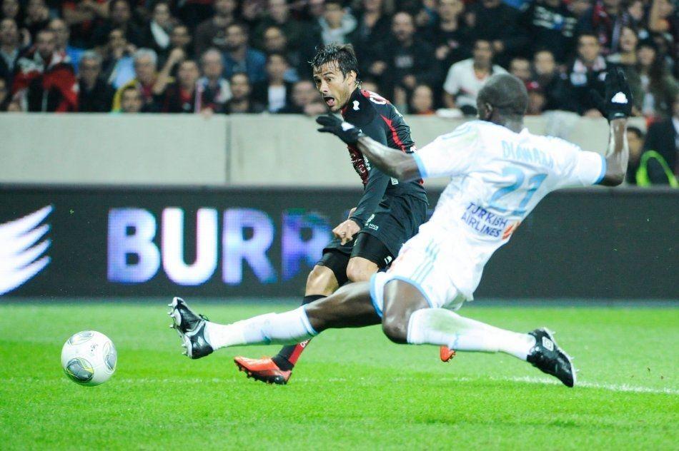 Goal Dario CVITANICH