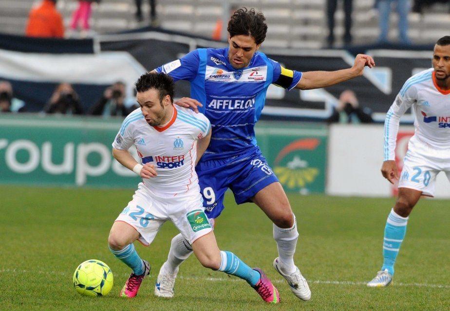 Mathieu Valbuena / Marcos