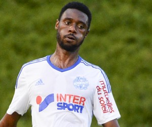 Nicolas NKOULOU - Olympique de Marseille - 27.07.2014 - Marseille / Willem II - Match amical Photo : Icon Sport