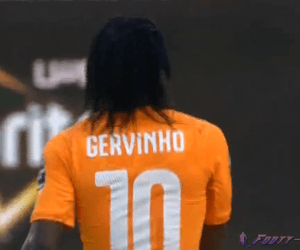 Gervinho - International Ivoirien (CAN 2015)