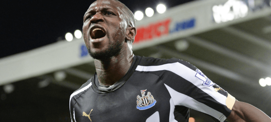 Moussa Sissoko - Newcastle  -  Burnley - 20eme journee de Premier League