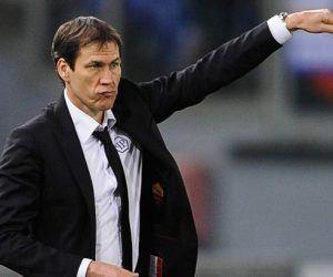 Rudi Garcia  - 16.02.2014 - AS Roma / Sampdoria