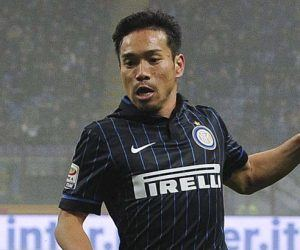 Yuto Nagatomo - 21.12.2014 - Inter Milan / Lazio Rome - 16eme journee de Serie A Photo : Massimiliano Vitez / LIV / Icon Sport