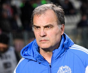Marcelo BIELSA - 01.05.2015 - Metz / Marseille - 35e journee Ligue 1 Photo : Fred Marvaux / Icon Sport