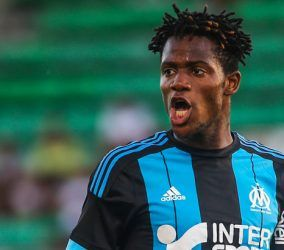 Michy BATSHUAYI - 28.07.2015 - Marseille / Livourne - Match Amical Photo : Serge Haouzi / Icon Sport
