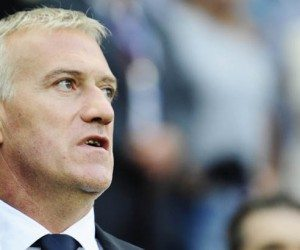 Didier DESCHAMPS - 15.08.2012 - France / Uruguay