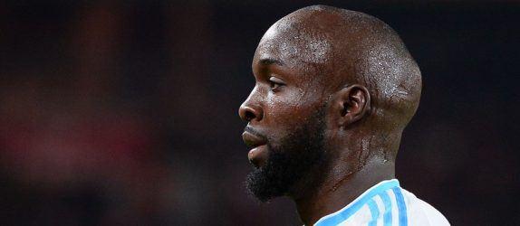 Lassana DIARRA - 04.10.2015 - PSG / Marseille - 9eme journee Ligue 1 Photo : Nolwenn Le Gouic / Icon Sport