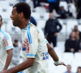 Benjamin LECOMTE / ROLANDO  -  18.10.2015 - Marseille / Lorient - 10eme journee de Ligue1 Photo : Gaston Petrelli / Icon Sport