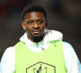 Abou Diaby - 11.02.2016 - Trelissac / Marseille - 1/8Finale Coupe de France Photo : Manuel Blondeau / Icon Sport
