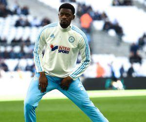 Abou Diaby - 21.02.2016 - Marseille / Saint Etienne - 27e journee de Ligue 1