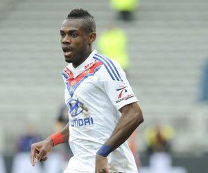Henri BEDIMO - 16.02.2014 - Lyon / Ajaccio - 25eme journee de Ligue 1 - Photo : Jean Paul Thomas / Icon Sport