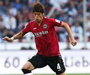 Hiroki Sakai - 13.09.2014 - Hanovre / Hambourg - 3eme journee de Bundesliga