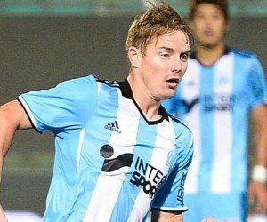 Thomas Hubocan - défenseur de l'Olympique de Marseille - OM