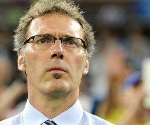 Laurent BLANC  - 23.06.2012 - Espagne / France -1/4 Finale Euro 2012  Photo : Amandine Noel / Icon Sport