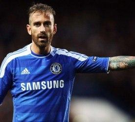 Raul Meireles - 18.04.2012 - Chelsea / Barcelone - 1/2Finale aller Champions League Photo : Spi / Icon Sport
