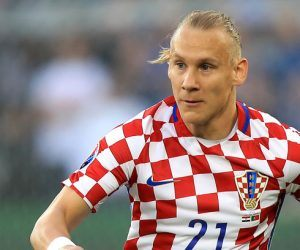Croatia's Domagoj Vida