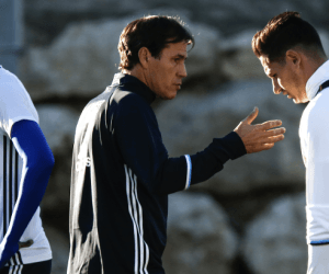 Rudi Garcia - Florian Thauvin - OM - Olympique de Marseille