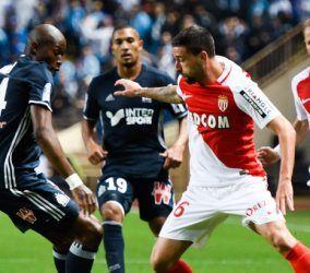 Rod Fanni - Gabriel Boschilia - Monaco - Marseille - Stade Louis II