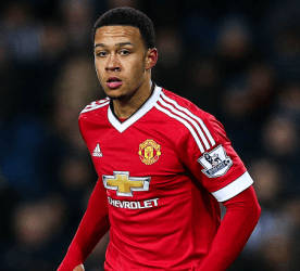 Menphis Depay - Attaquant Manchester United