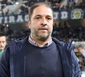 Head coach Pablo Correa of Nancy