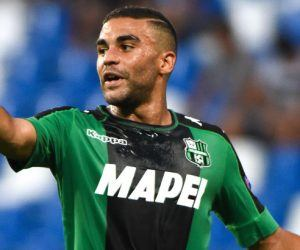 Gregoire Defrel - Uefa Europa League - Sassuolo - Athletic Bilbao