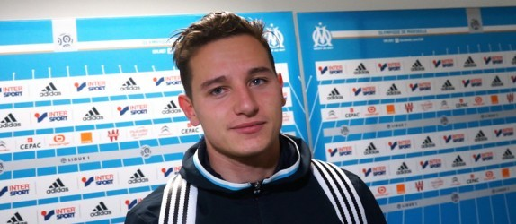Florian Thauvin - OM - Olympique de Marseille