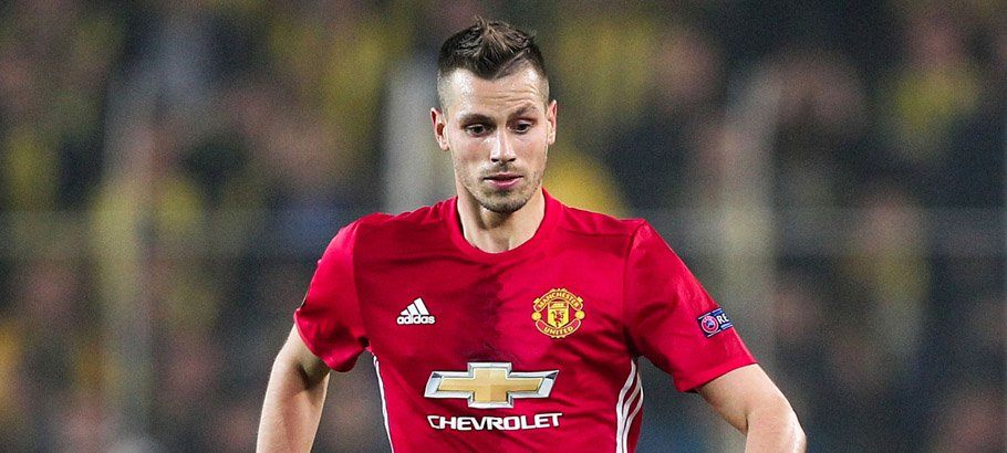 Morgan Schneiderlin - Manchester United