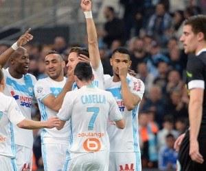 Florian THAUVIN  - Olympique de Marseille - SCO Angers - Stade Orange Velodrome on March 10, 2017 in Marseille,