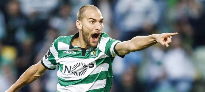 Bas Dost - Sporting Portugal