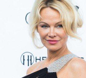 Pamela Anderson (USA) Actress at the Amber Lounge Fashion Show. 26.05.2017. Formula 1 World Championship, Rd 6, Monaco Grand Prix, Monte Carlo, Monaco, Friday. Photo: Moy / XPB / Icon Sport