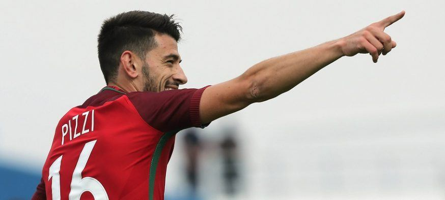 Pizzi  during the friendly match between Portugal and Cyprius on June 03, 2017 in Portugal Photo : Amorim / Global Imagens/ Icon Sport