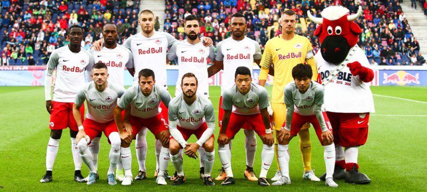 Rb Salzbourg Rbs Europa League