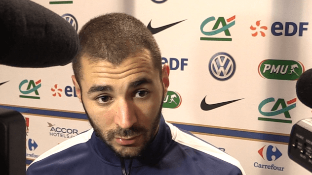 Benzema défend Valère Germain face à Mohamed Henni — Improbable
