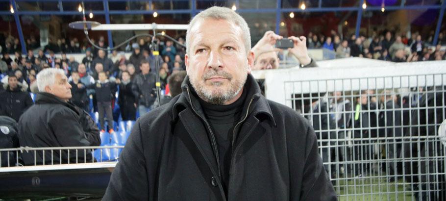 Rolland COURBIS - coach du MHSC