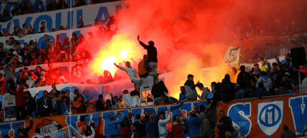 Supporters OM - Virage sud South Winners