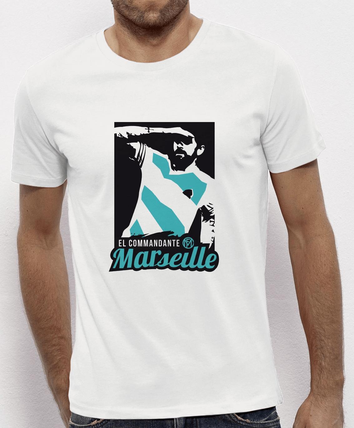 Tshirt El Commandante