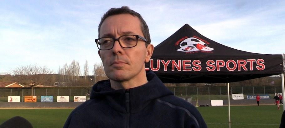 JH Eyraud à la signature du partenariat avec Luynes