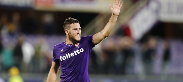 Maillot Domicile Fiorentina JORDAN VERETOUT