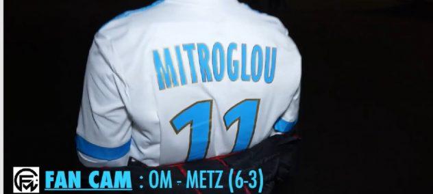 Maillot THIRD OM Konstantinos MITROGLOU