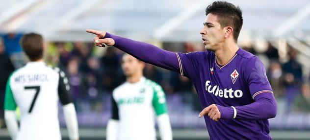 Maillot Extérieur Fiorentina GIOVANNI SIMEONE
