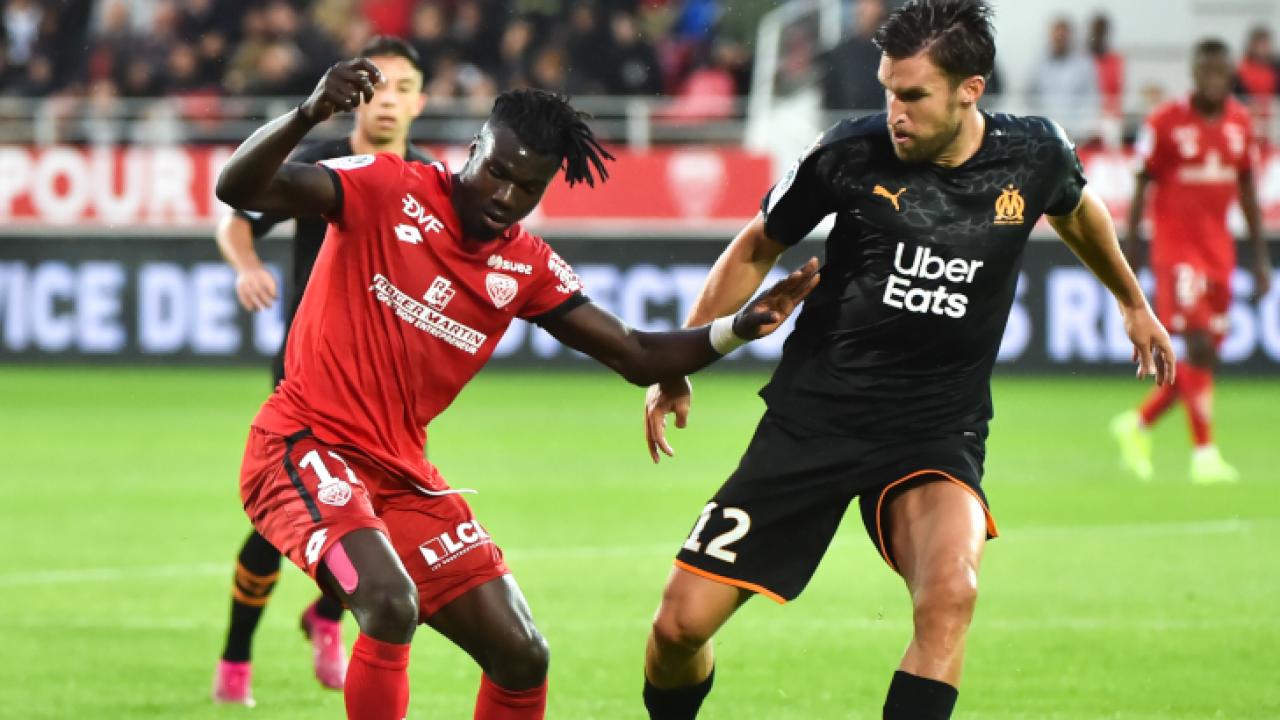Dijon Om 0 0 Marseille Tenu En Echec Par La Lanterne Rouge