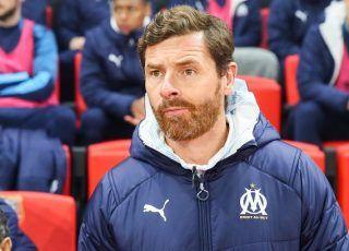 Andre VILLAS BOAS , entraineur de l'Olympique de Marseille