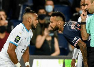 Payet vs Neymar PSG-OM 2020