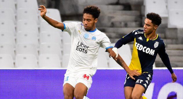 Boubacar KAMARA OM Monaco