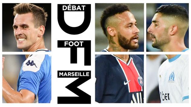 Debat Foot Marseille