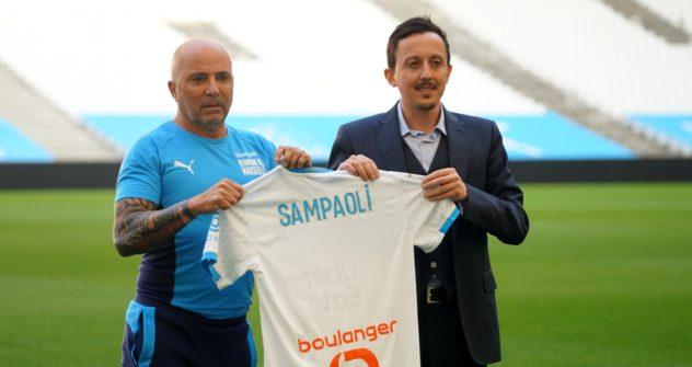 Jorge Sampaoli - Olympique de Marseille
